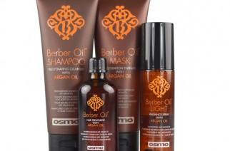 Argan Oil in Osmo Berber Oil™Collection.