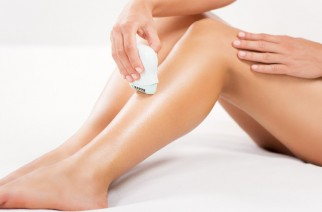 Hair removal at home and a beauty parlour – methods, cosmetics and accessories.