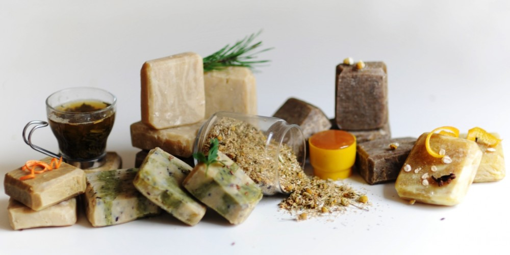 Natural cosmetics from your own home laboratory part 2.
