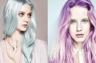 How to colour hair using crepe paper?