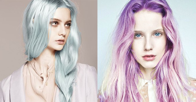 How To Colour Hair Using Crepe Paper