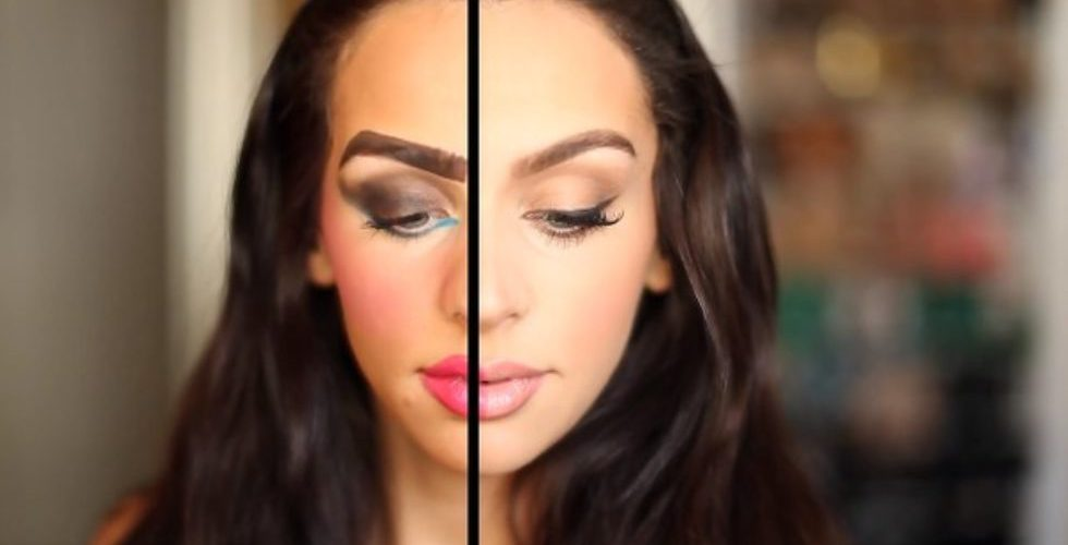 Make-up mistakes: find out if you make yourself look older!