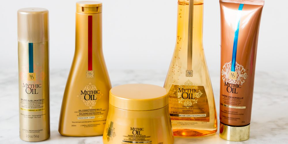 Mythic Oil L'Oreal – Mythical Beauty Ritual for Hair